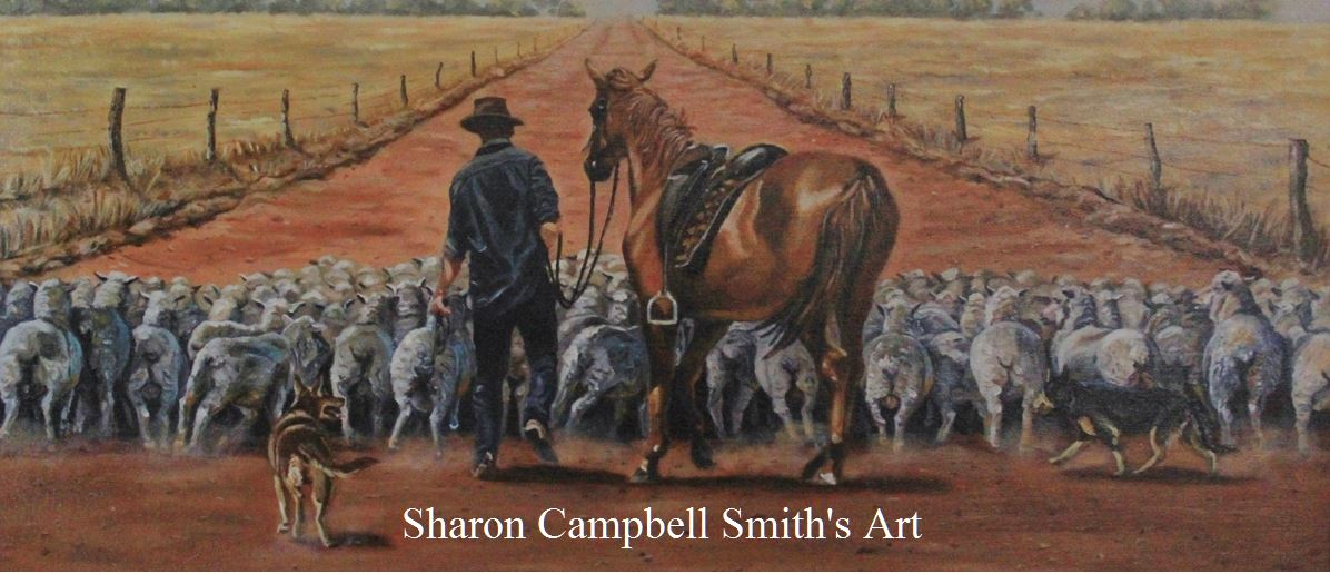Sharon Campbell Smith's Art